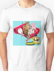 Carpet Taxi Ride Unisex T-Shirt