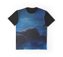 Nautical twighlight magic Graphic T-Shirt