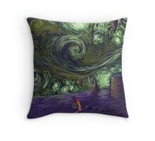 Your Sanctuary - Lumine Hall - Earthbound Throw Pillow
