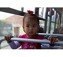 Cuenca Kids 711 Photographic Print