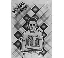 Terry Hall Photographic Print