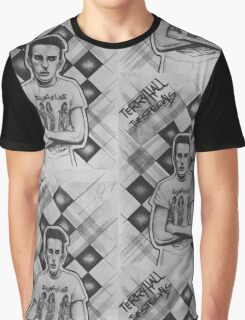 Terry Hall Graphic T-Shirt
