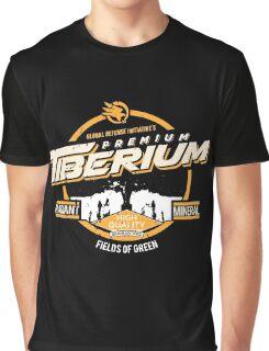 GDI Yellow - Tiberium - Damaged Graphic T-Shirt