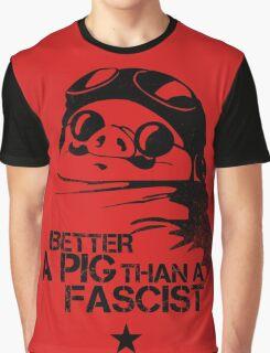 Porco Guevara Graphic T-Shirt