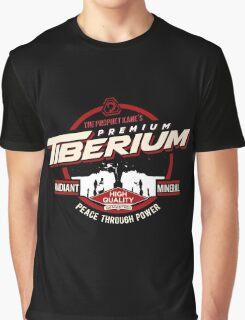 NOD Red - Tiberium Graphic T-Shirt