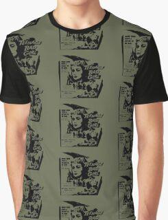 Teenage bad girl - b movie Graphic T-Shirt