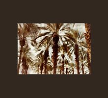 Palm Trees in Grunge Classic T-Shirt
