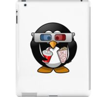Movie Film Cinema Popcorn iPad Case/Skin