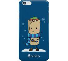 Brrrito iPhone Case/Skin