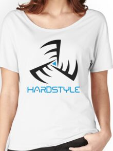 Hardstyle Blade Music Quote Women's Relaxed Fit T-Shirt