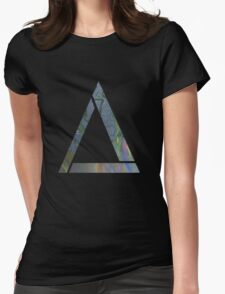 Alt- J An Awesome Wave Triangle Womens Fitted T-Shirt