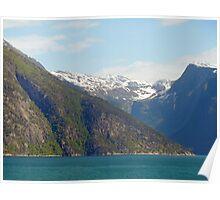 Norwegian Fjord Poster