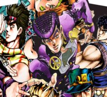 Jojo's bizarre adventure Sticker