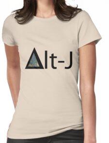 Alt- J Womens Fitted T-Shirt