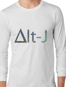 Alt J Album  Long Sleeve T-Shirt