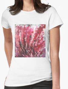 Passion I By Kenn. Womens Fitted T-Shirt