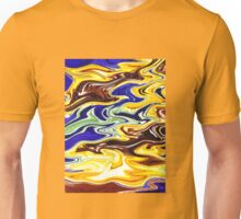 Abstract Reflections I Unisex T-Shirt