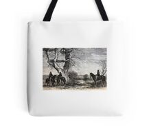 Sioux Indians Tote Bag