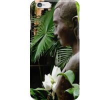 Peaceful in Nature iPhone Case/Skin