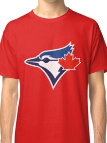 Toronto Blue Jays TEAM LOGO Classic T-Shirt