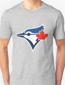 Toronto Blue Jays TEAM LOGO Unisex T-Shirt