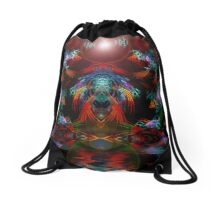 What do you see? Drawstring Bag