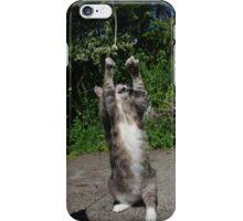 Dancing cat iPhone Case/Skin