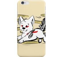 Chibi Amaterasu iPhone Case/Skin