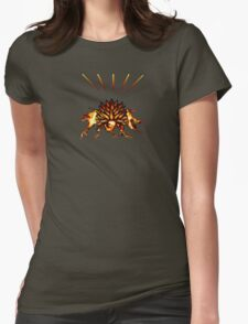 Chrono Trigger - The Day of Lavos Womens Fitted T-Shirt