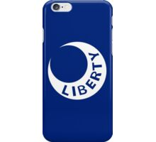 Fort Moultrie Liberty Flag iPhone Case/Skin