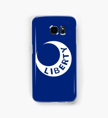 Fort Moultrie Liberty Flag Samsung Galaxy Case/Skin
