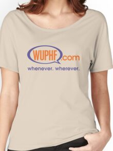 The Office: WUPHF.com Women's Relaxed Fit T-Shirt