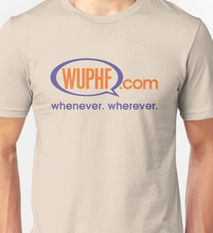 The Office: WUPHF.com Unisex T-Shirt