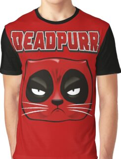 Deadpurr Graphic T-Shirt