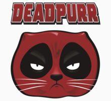 Deadpurr Kids Tee