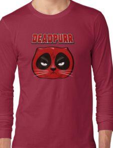 Deadpurr Long Sleeve T-Shirt
