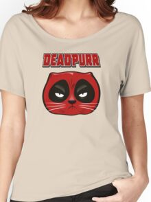 Deadpurr Women's Relaxed Fit T-Shirt