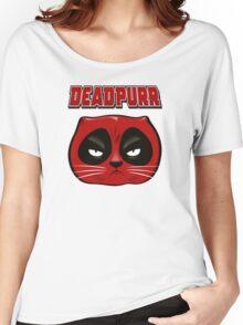 Deadpurr Women's Relaxed Fit T-Shirt