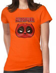 Deadpurr Womens Fitted T-Shirt