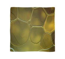 oil bubbles on water Scarf