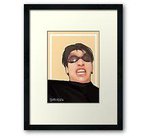 JJK - GOGGLES Framed Print