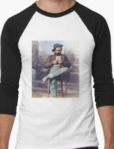 "Harvey Logan--""the fastest gun in the West"" Men's Baseball ¾ T-Shirt"