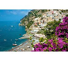Capri Photographic Print