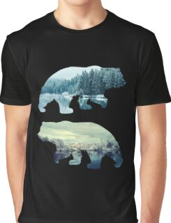 Revenant 3: Black Graphic T-Shirt