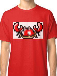 Pokemon 8-Bit Pixel Krabby 098 Classic T-Shirt