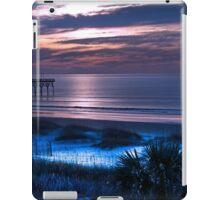 Twilight on the Atlantic iPad Case/Skin