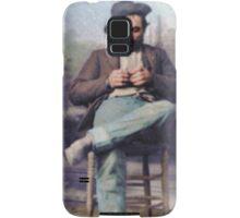 "Harvey Logan--""the fastest gun in the West"" Samsung Galaxy Case/Skin"