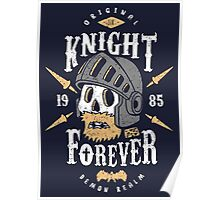 Knight Forever Poster