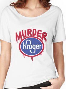 murder shirt Women's Relaxed Fit T-Shirt