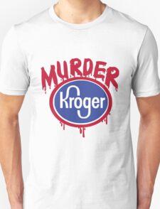 murder shirt Unisex T-Shirt